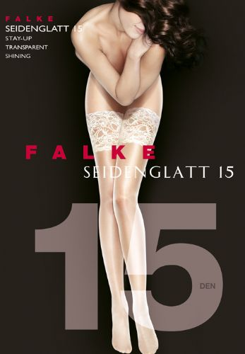 Falke Lace Top Hold-Ups